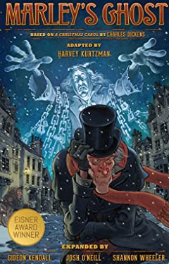 Harvey Kurtzman's Marley's Ghost (comiXology Originals): Based on A Christmas Carol by Charles Dickens