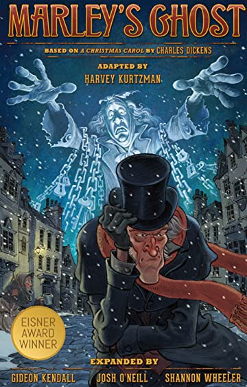 Harvey Kurtzman's Marley's Ghost (comiXology Originals)