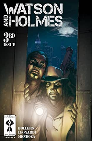 Watson And Holmes #3