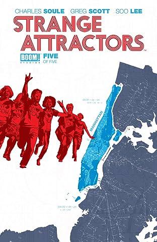 Strange Attractors (2016) #5