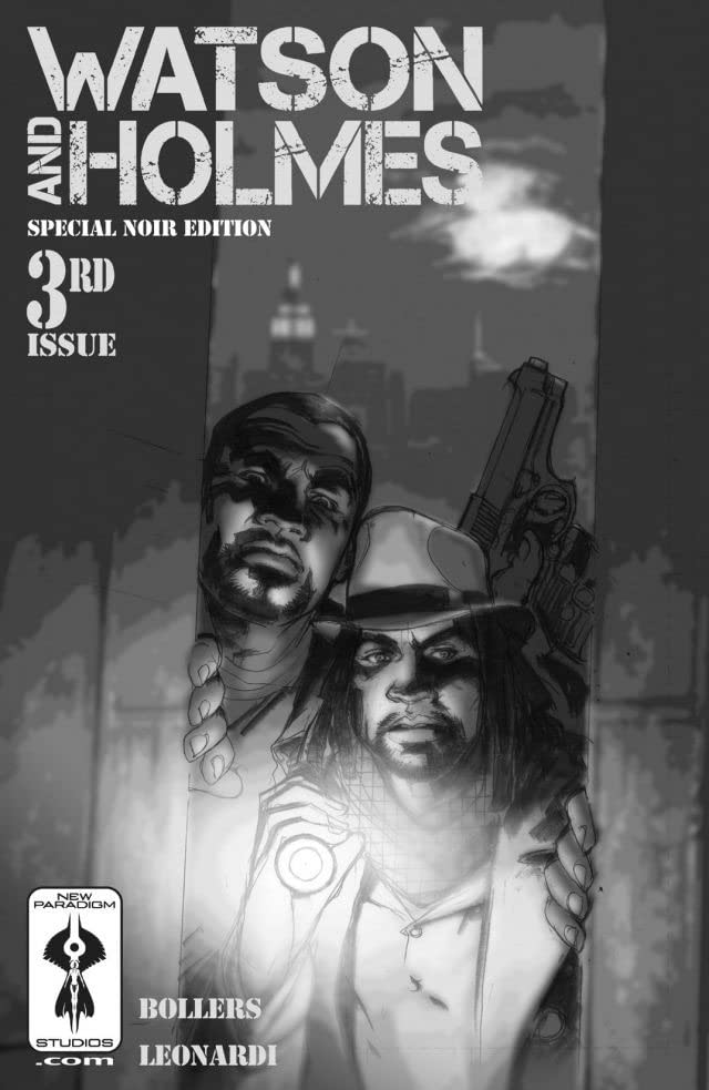 Watson and Holmes - Noir Edition #3