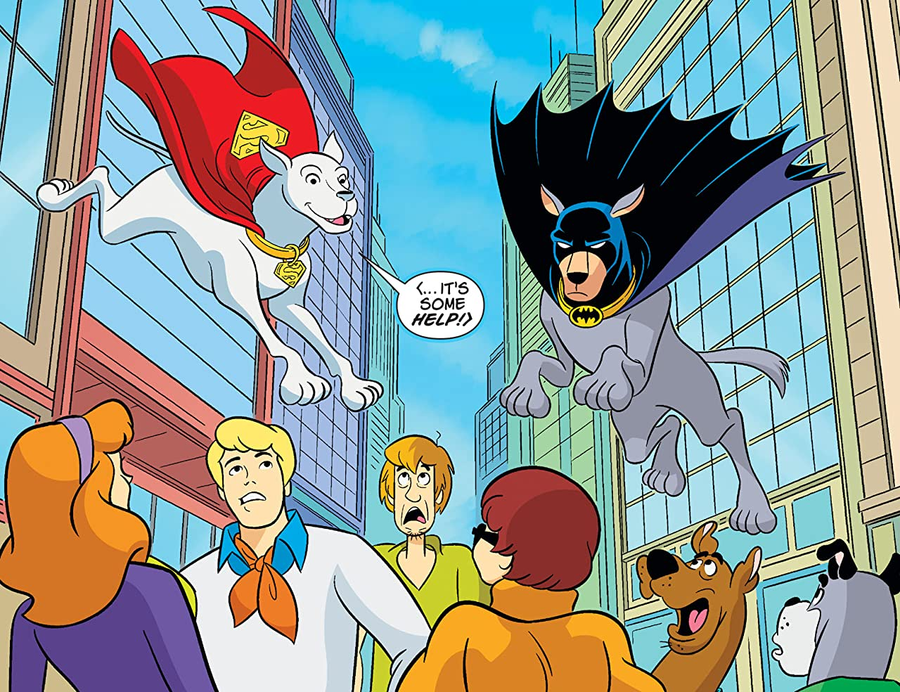 Scooby-Doo Team-Up (2013-) #35