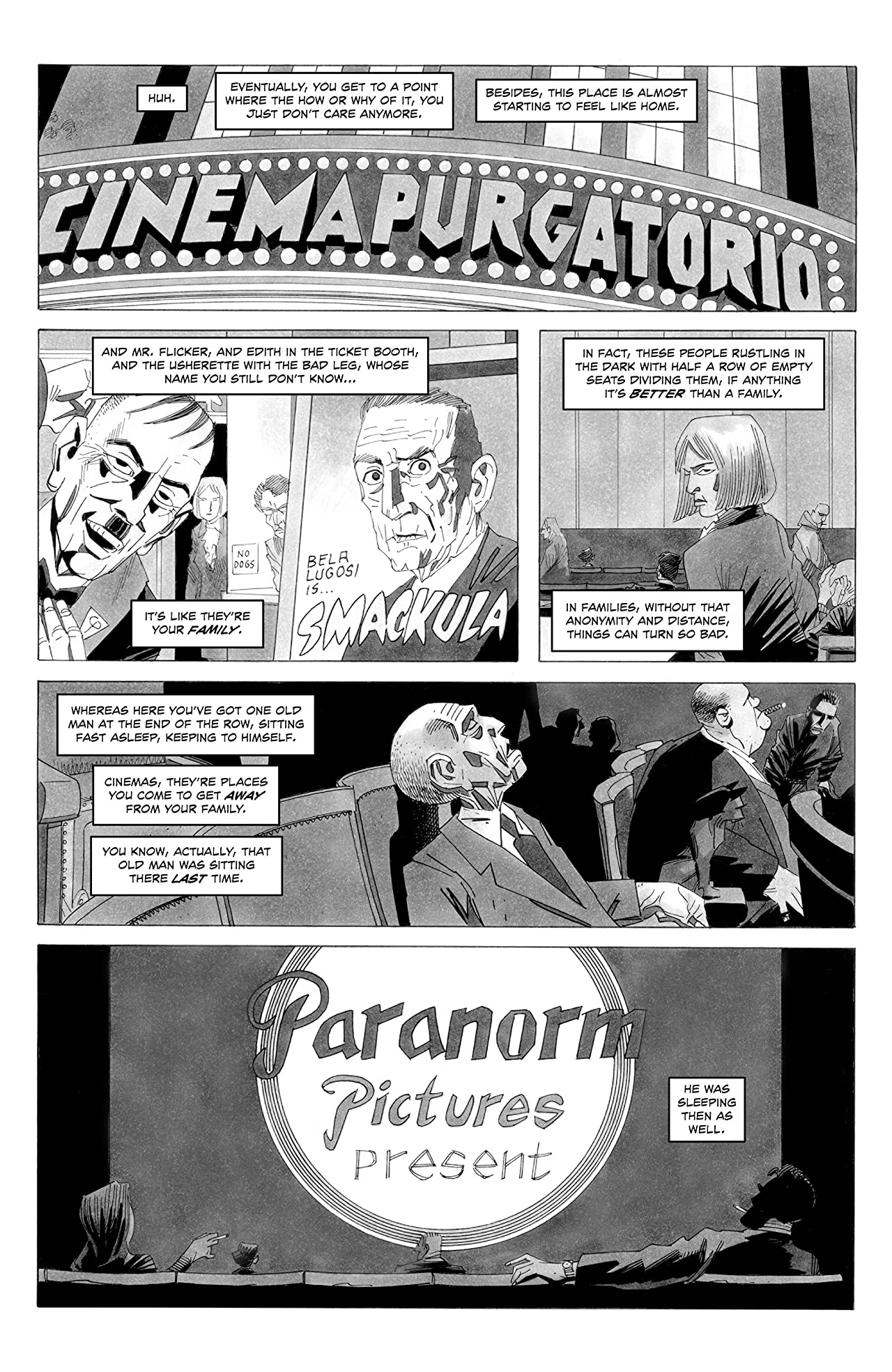 Cinema Purgatorio #7