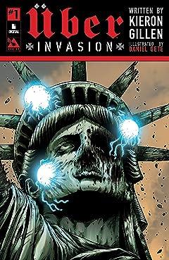 Uber: Invasion #1