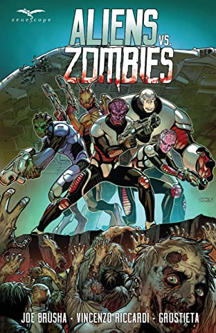 Aliens vs. Zombies Tome 1
