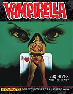 Vampirella Archives Tome 7