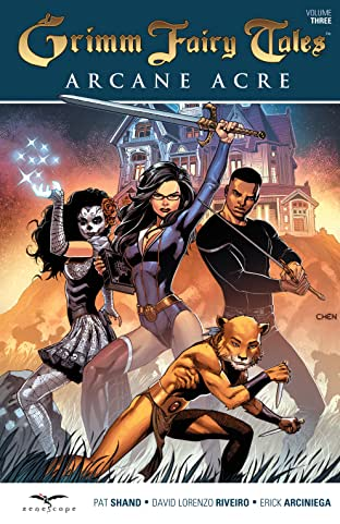 Grimm Fairy Tales Arcane Acre Vol. 3