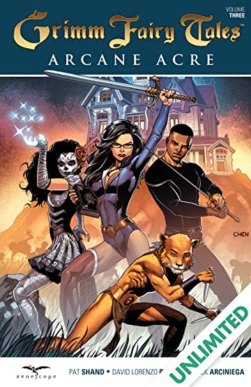 Grimm Fairy Tales: Arcane Acre Vol. 3