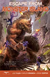 Escape From Monster Island Tome 1