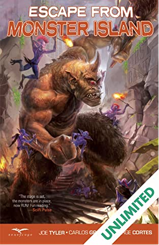Escape From Monster Island Vol. 1
