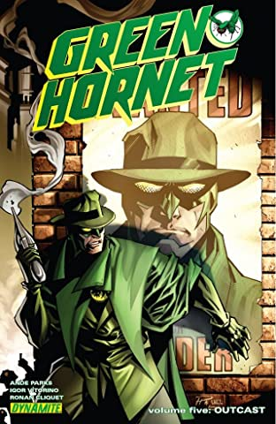 Green Hornet Tome 5: Outcast