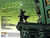 Green Hornet Vol. 5: Outcast