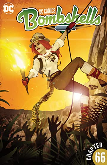DC Comics: Bombshells (2015-2017) #66