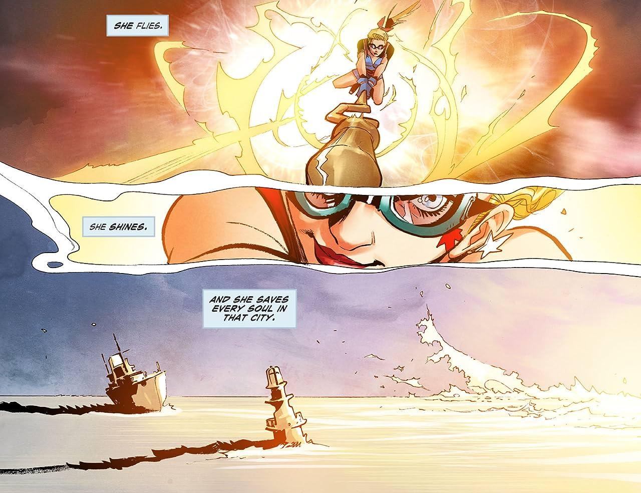 DC Comics: Bombshells (2015-2017) #67