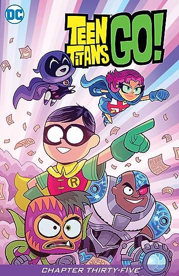 Teen Titans Go! (2013-) #35
