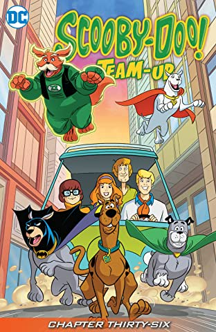 Scooby-Doo Team-Up (2013-) #36