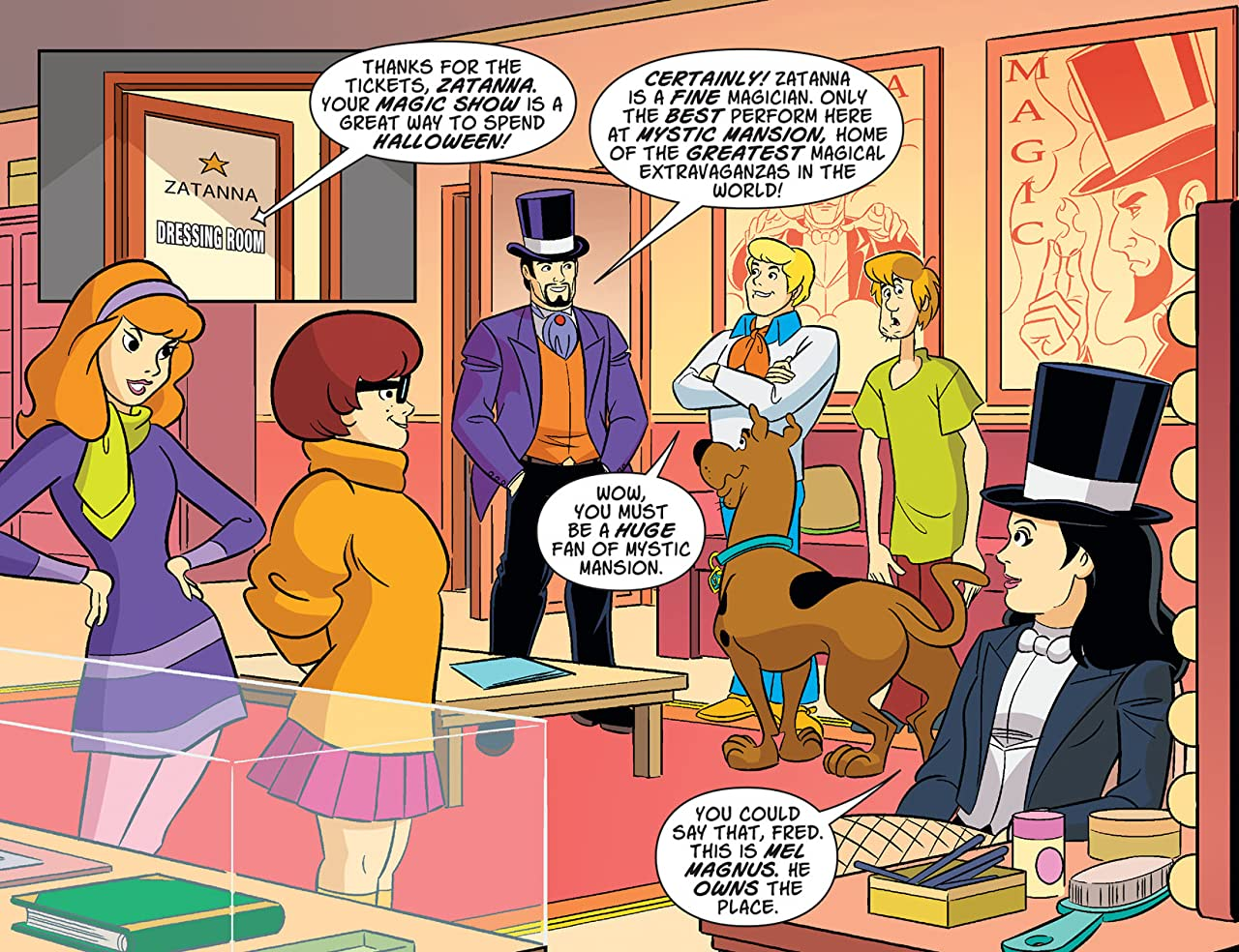 Scooby-Doo Team-Up (2013-) #37