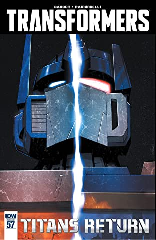 Transformers (2011-) #57