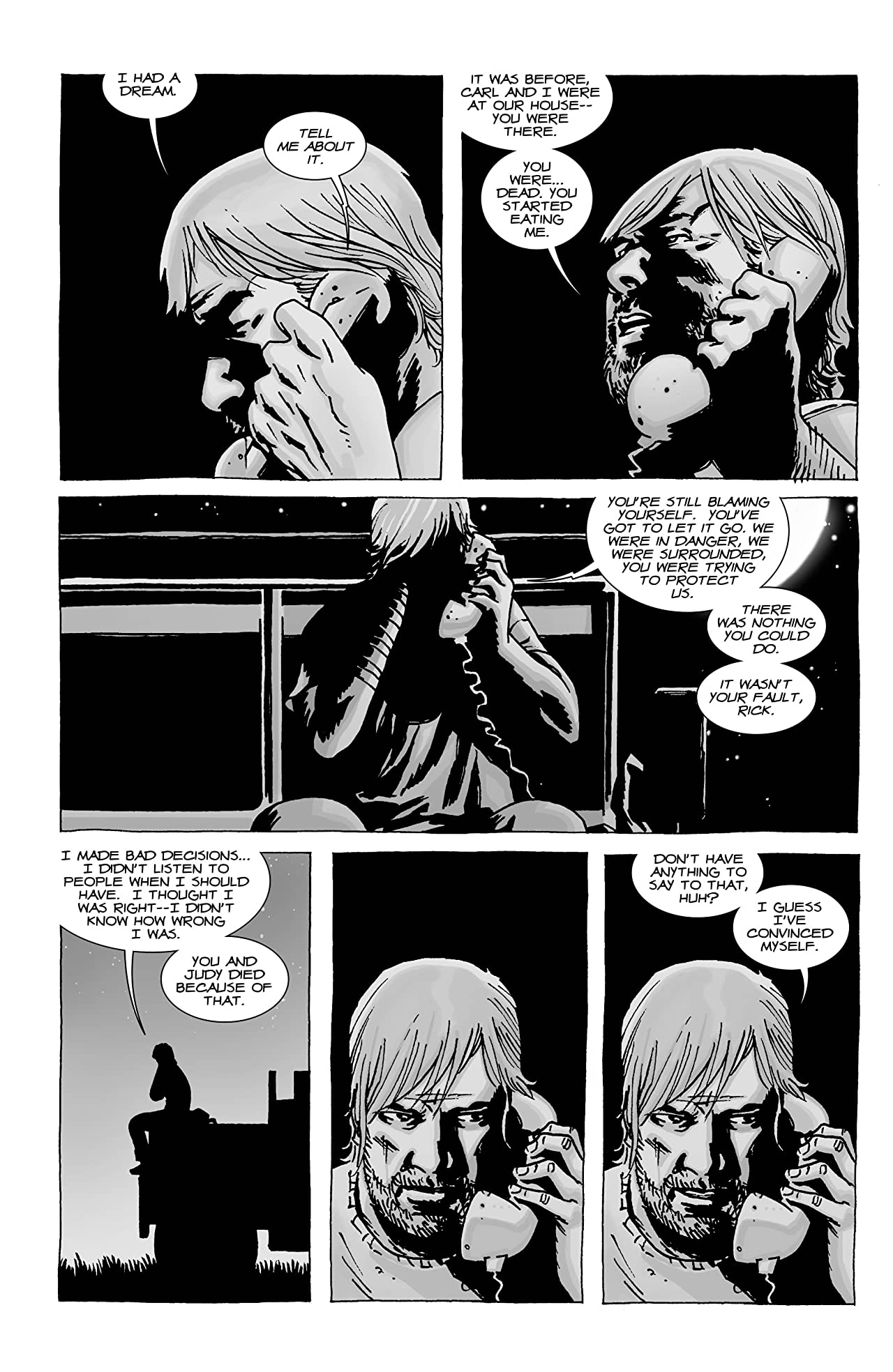 The Walking Dead Vol. 10: What We Become