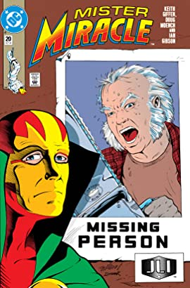 Mister Miracle (1989-1991) #20
