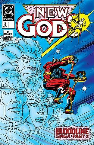 New Gods (1989-1991) #8