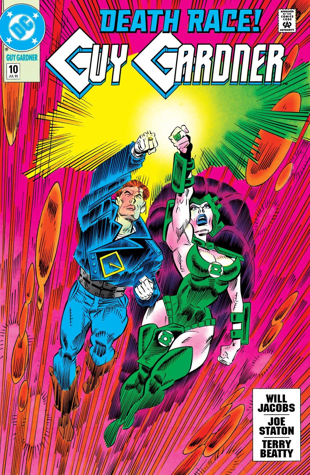 Guy Gardner: Warrior (1992-1996) #10