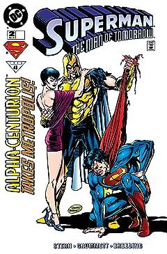 Superman: The Man of Tomorrow (1995-1999) No.2