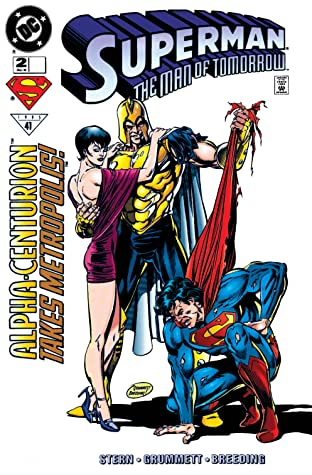Superman: The Man of Tomorrow (1995-1999) #2