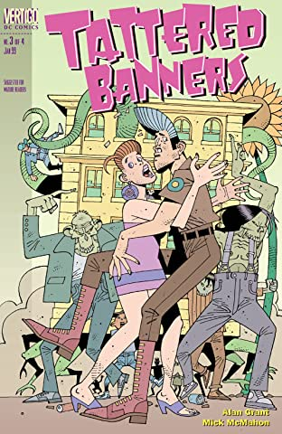 Tattered Banners (1998-1999) #3