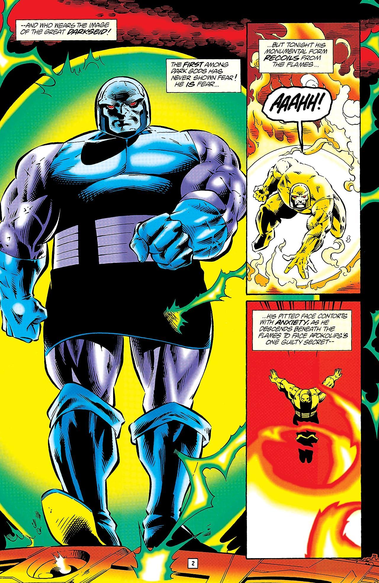 New Gods (1995-1997) #4
