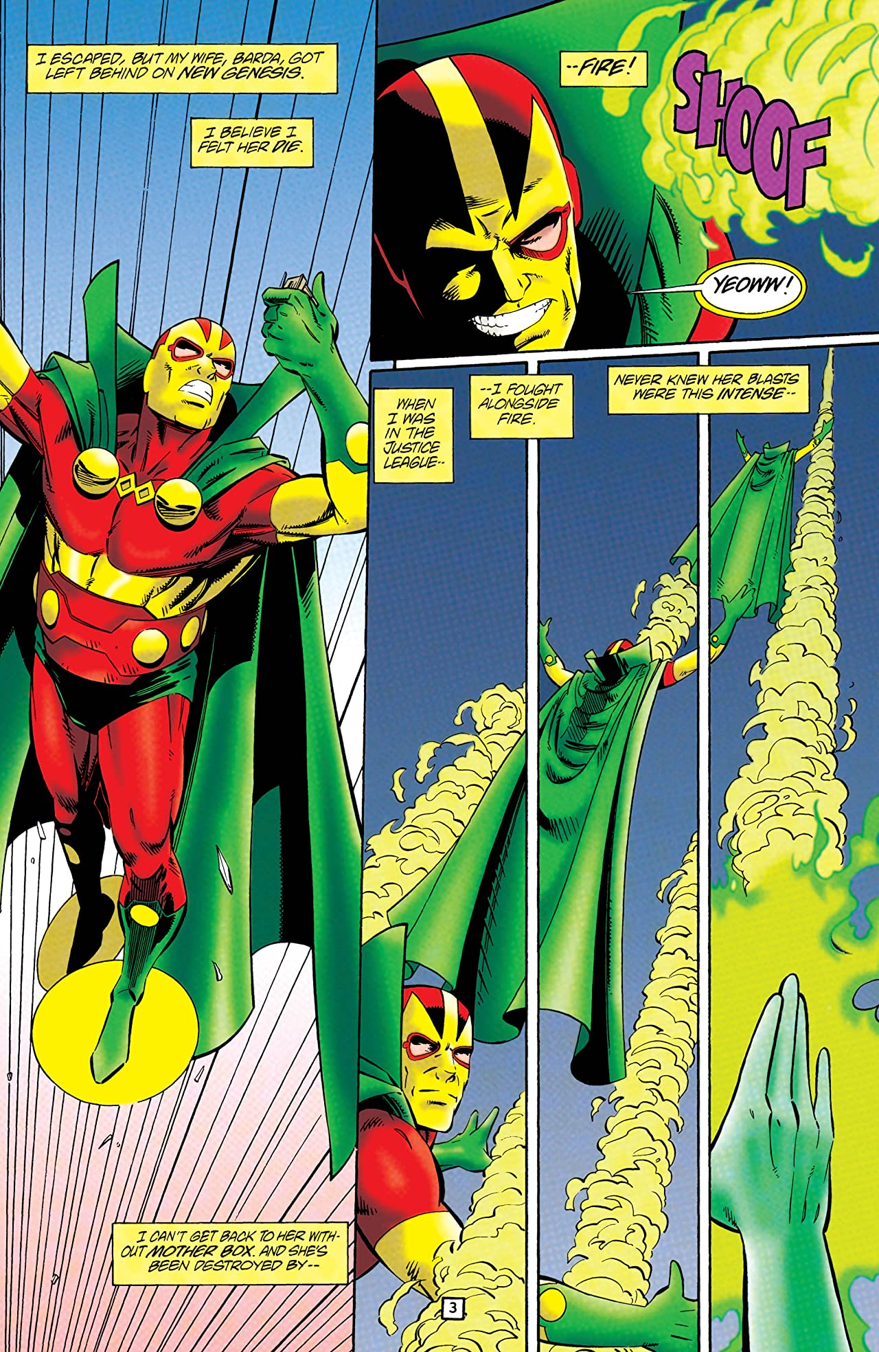 Mister Miracle (1996) #2