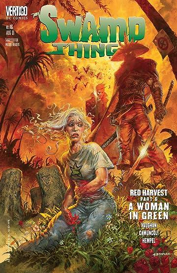 Swamp Thing (2000-2001) #16