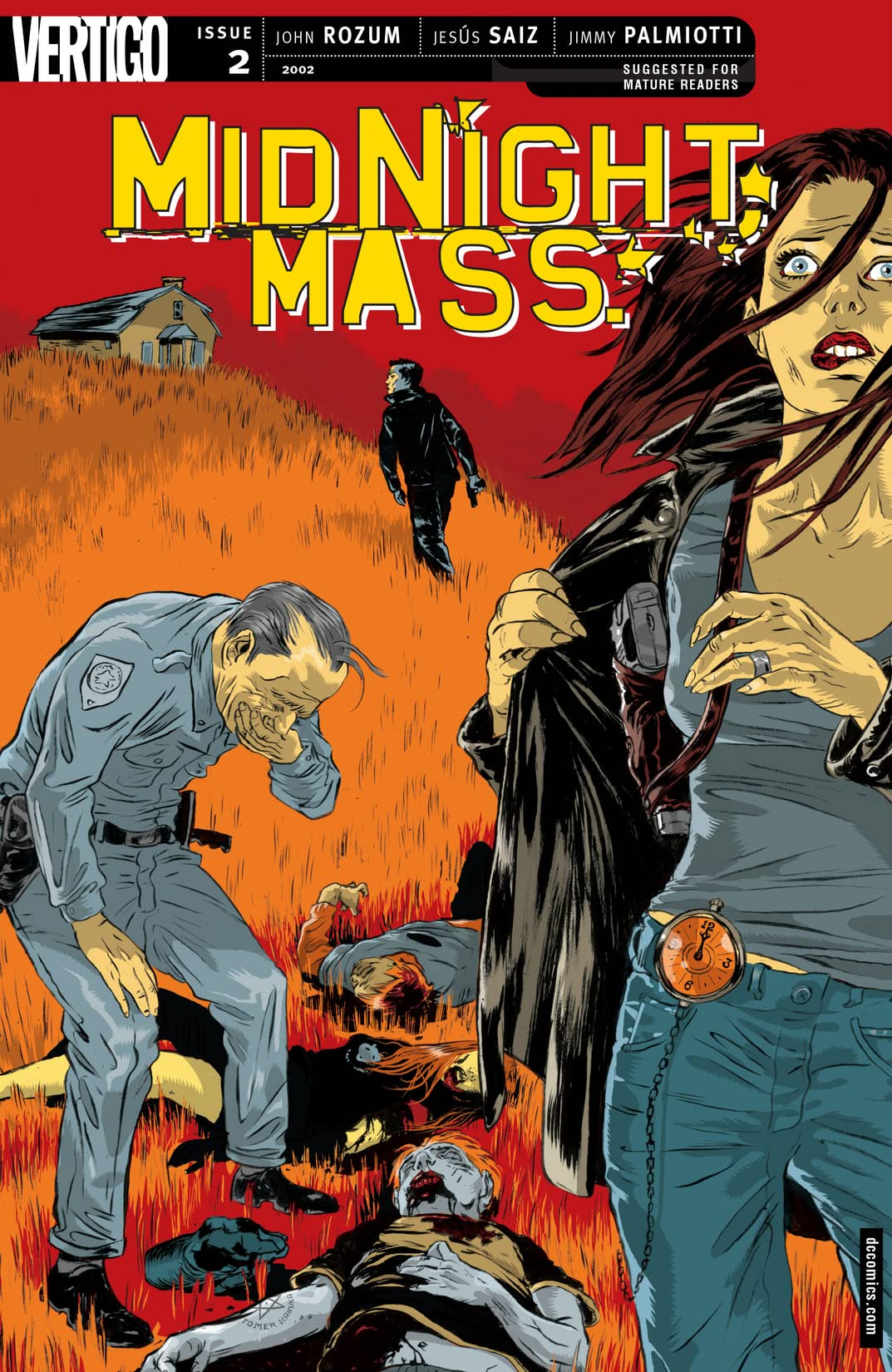 Midnight, Mass (2002-2003) #2