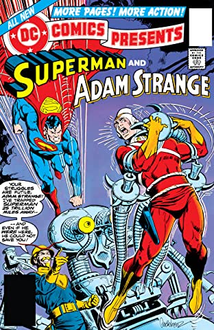 DC Comics Presents (1978-1986) No.3