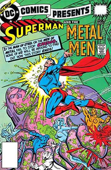 DC Comics Presents (1978-1986) #4