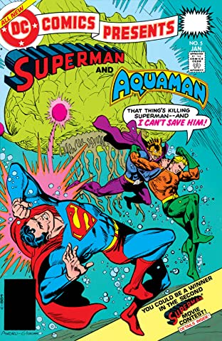DC Comics Presents (1978-1986) No.5