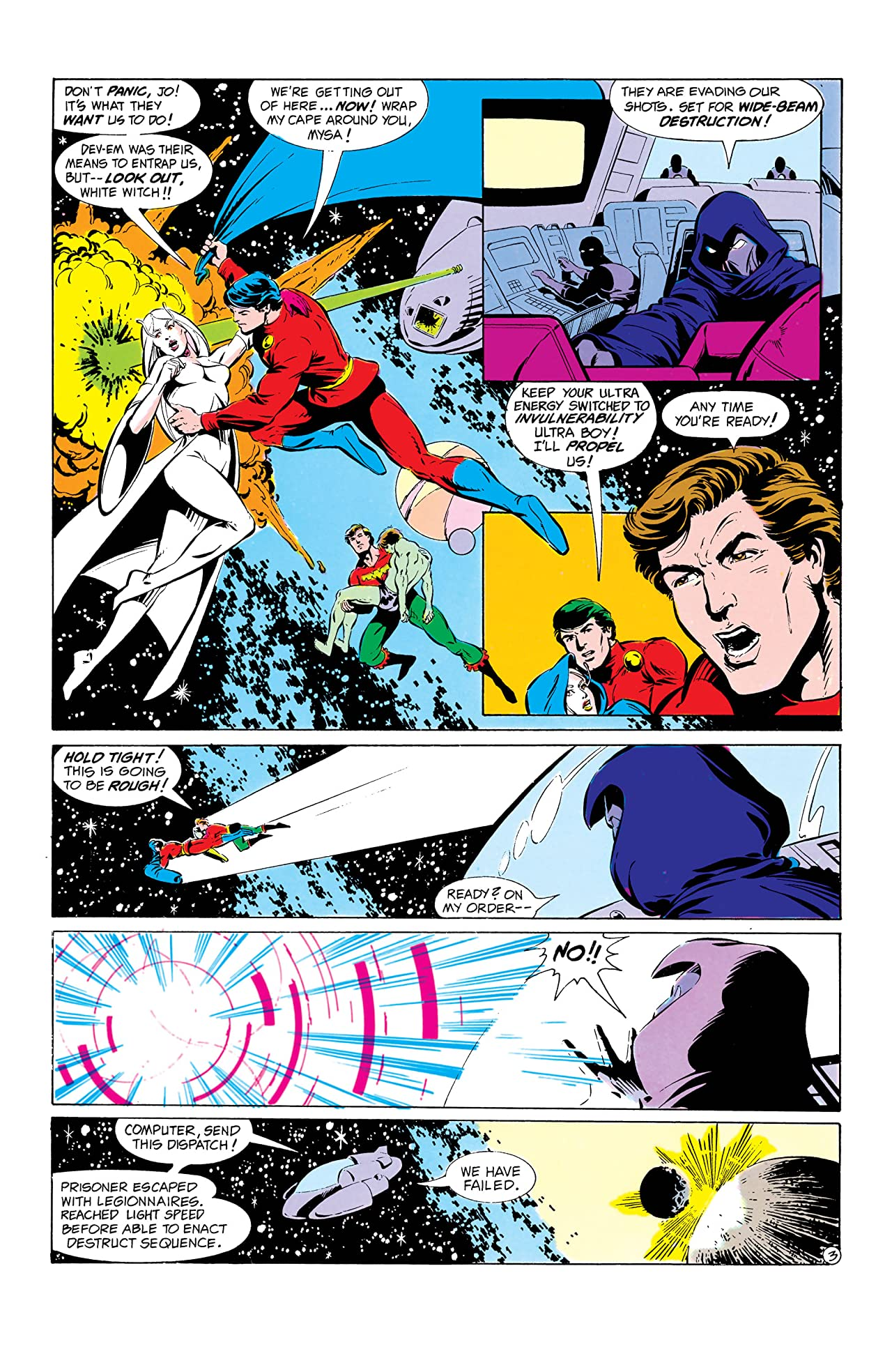 Tales of the Legion of Super-Heroes (1984-1989) #325