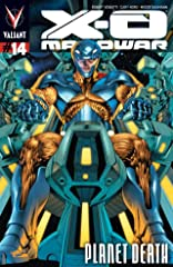 X-O Manowar (2012- ) #14: Digital Exclusives Edition