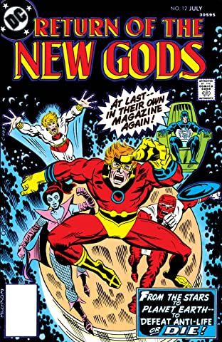 The New Gods (1971-1978) #12