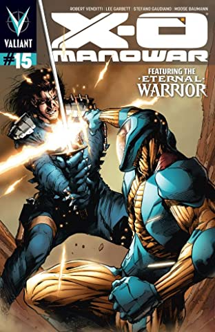 X-O Manowar (2012- ) #15: Digital Exclusives Edition