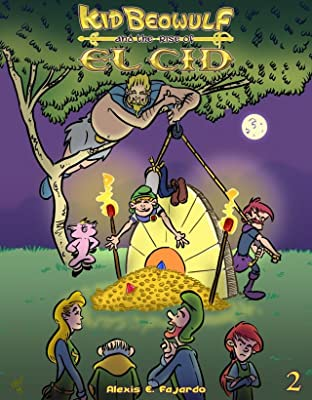 Kid Beowulf and the Rise of El Cid #2