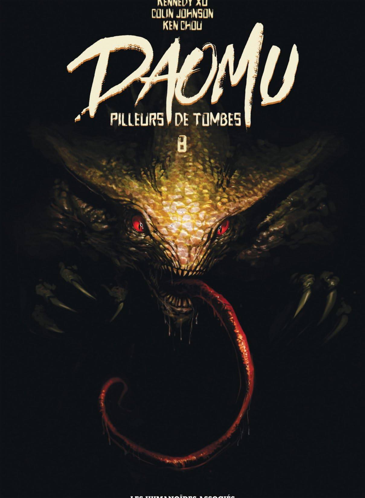 Daomu - Pilleurs de tombes Vol. 8