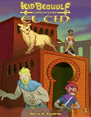 Kid Beowulf and the Rise of El Cid #3