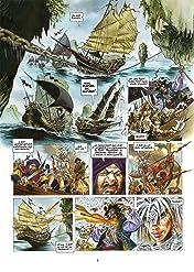 Les Guerrières de Troy Vol. 1: Yquem le généreux