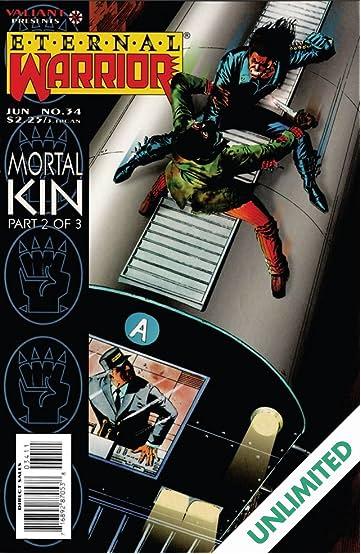 Eternal Warrior (1992-1996) #34