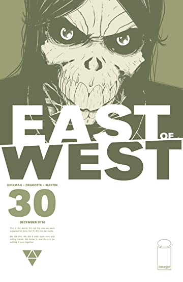 East Of West #30