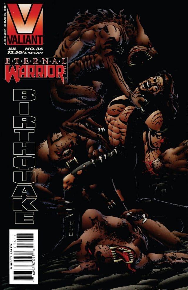 Eternal Warrior (1992-1996) #36