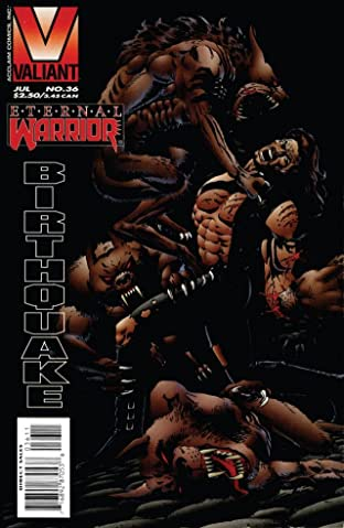 Eternal Warrior (1992-1996) #36