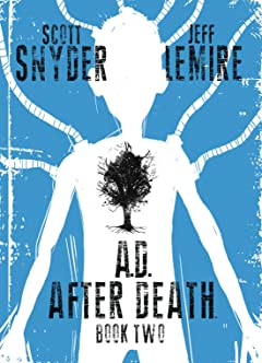 A.D.: After Death Tome 2