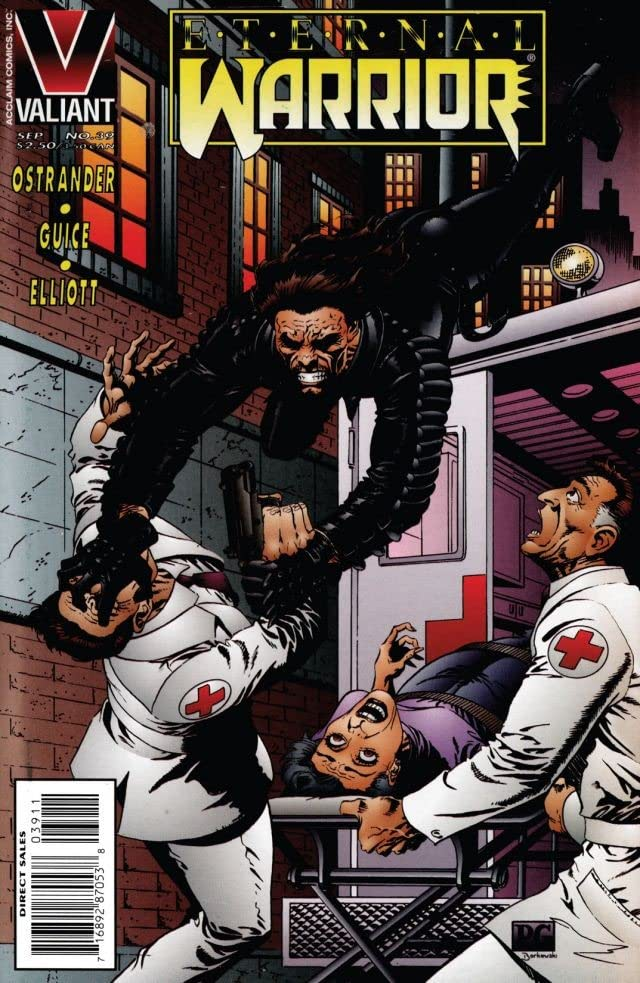 Eternal Warrior (1992-1996) #39